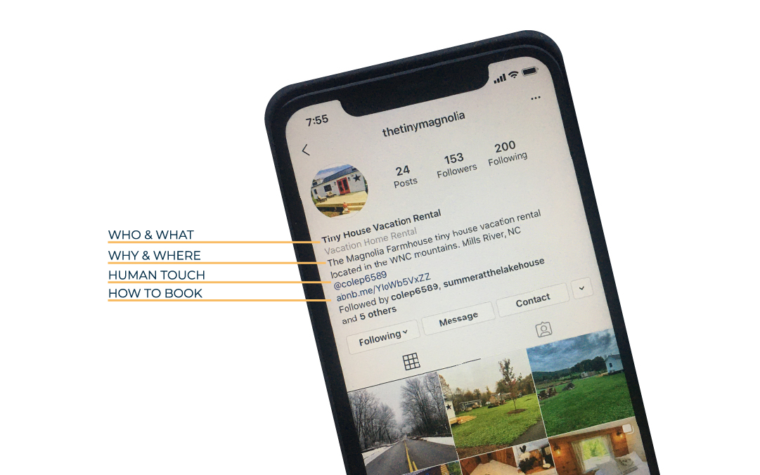 Beyond Hashtags: Maximizing Short Term Rental Marketing on Instagram