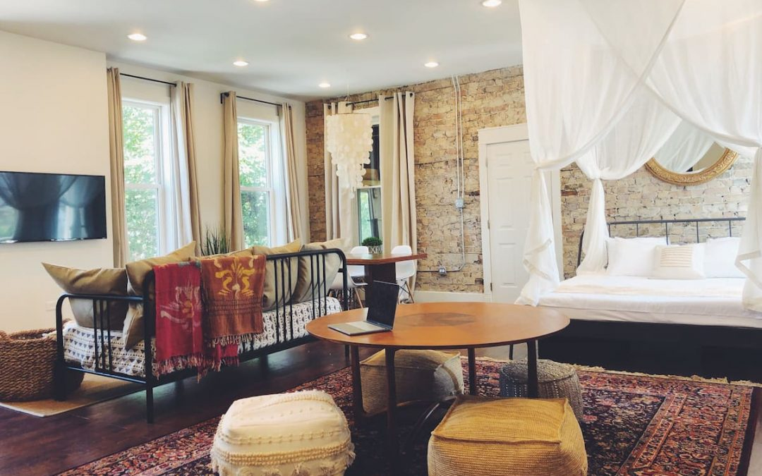 Appointed Like This:  A Chicago Bohemian Loft