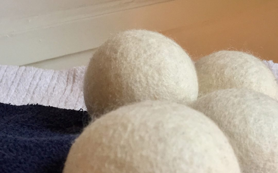 How to Turn Over Faster?  Dryer Balls