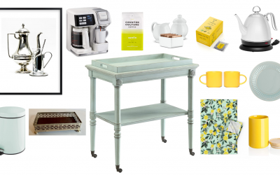 Appointed Like This: But First, A Coffee Cart